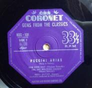 6011 Puccini 1959 label