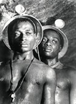black miners